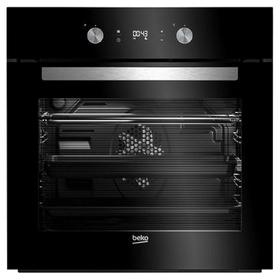 Духовой шкаф Beko BIM 24301 BCS, электрический, черный