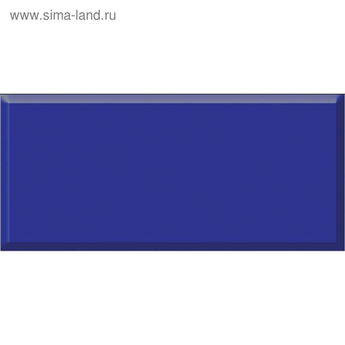 Облицовочная плитка Deep Blue DBG031, синяя, 200х440 мм (1,05 м.кв)