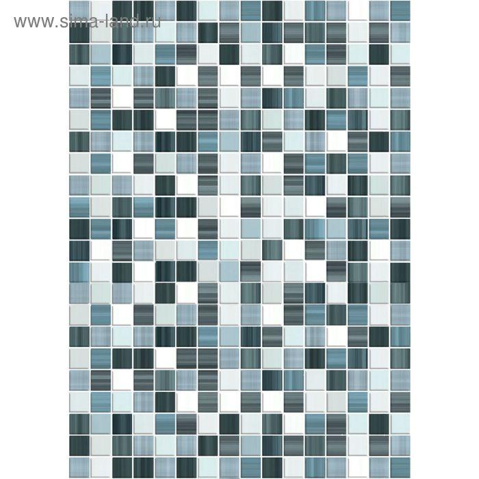 Вставка керамическая Motive MF2M041DT 1, голубая, 250х350 мм