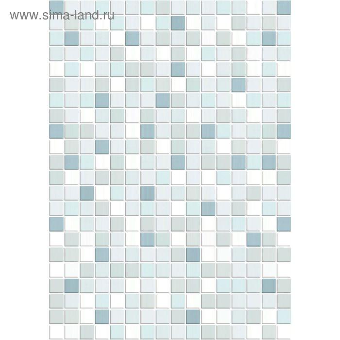 Облицовочная плитка Motive MFM041D, голубая, 250х350 мм (1,4 м.кв)