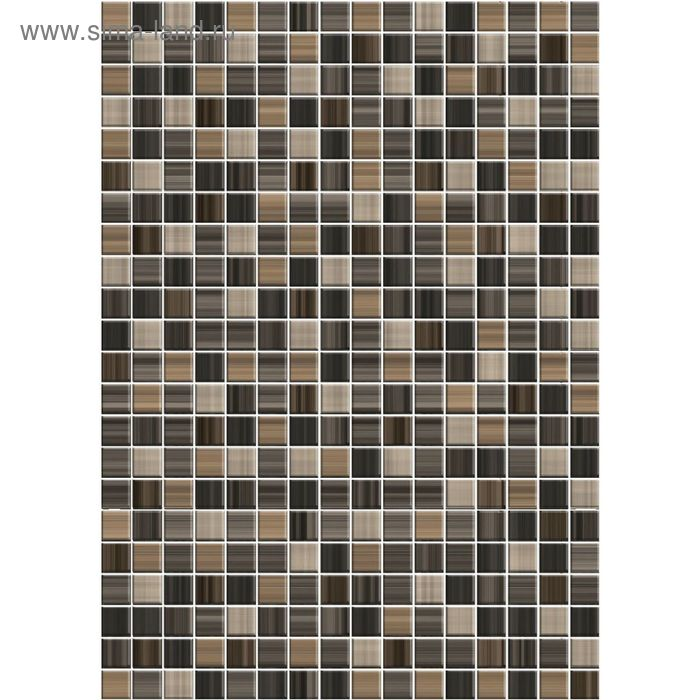 Облицовочная плитка Motive MFM111D, коричневая, 250х350 мм (1,4 м.кв)