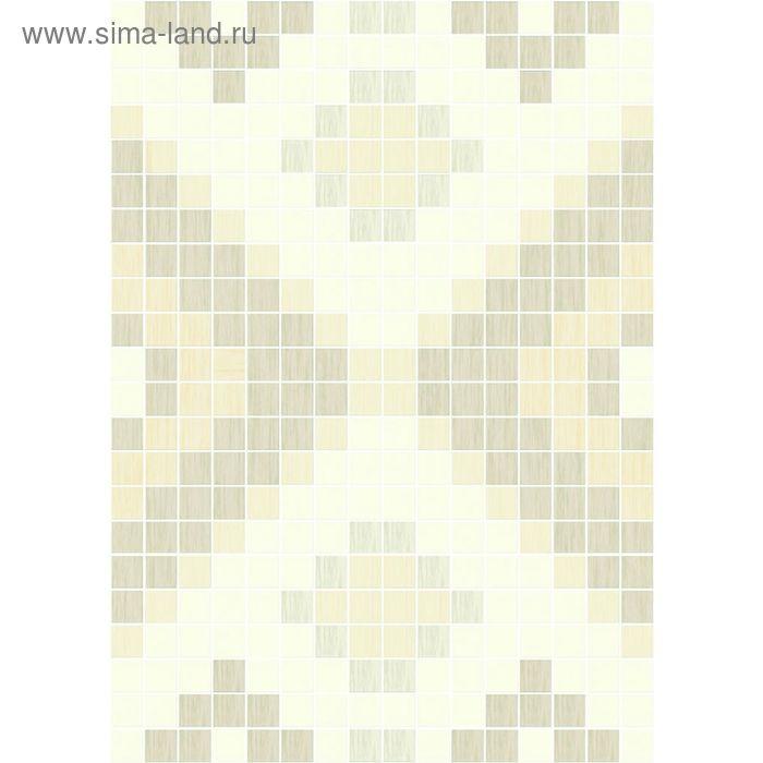 Облицовочная плитка рельефная Motive MFM151D, тёмно-бежевая, 250х350 мм (1,4 м.кв)
