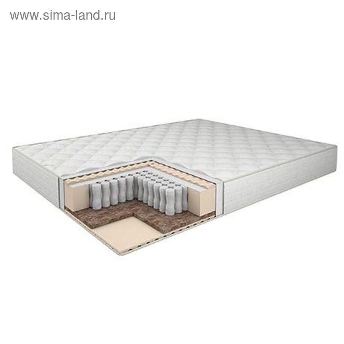 Матрас комбинированный СонRise Massage/Duo Lux Massage, размер 90х200 см, высота 18 см