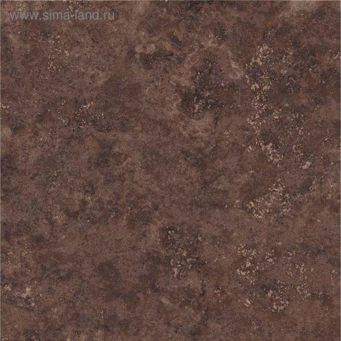 Керамогранит глазурованный Pompei PY4R112DR, коричневый, 420х420 мм (1,41 м.кв)