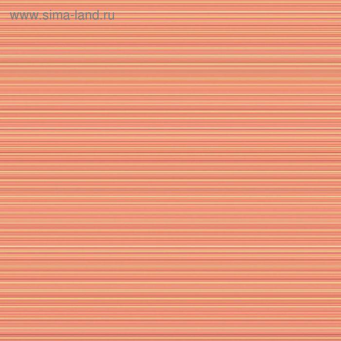 Керамогранит глазурованный Sunrise SU4R422DR, оранжевый, 420х420 мм (1,41 м.кв)