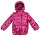 Куртка для девочки, рост 98 см, цвет бордовый (арт. Ш-123)