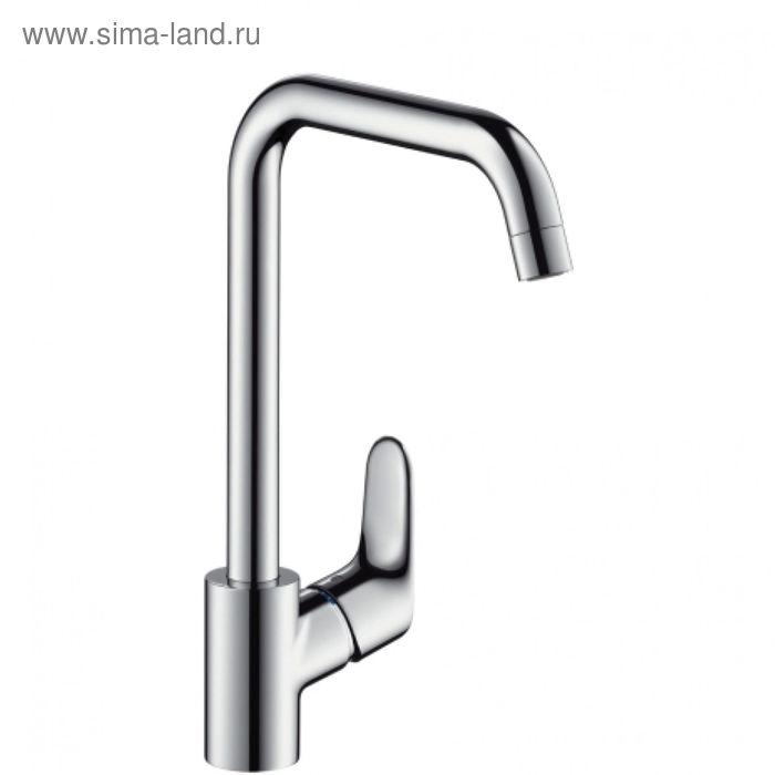 Смеситель Hansgrohe Focus 31820800 для кухни (под сталь)