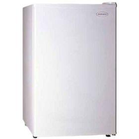 Холодильник Daewoo FR-081AR, класс А+, 88 л, однокамерный, белый