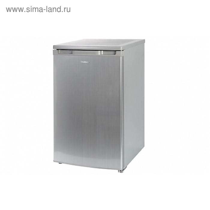 Холодильник Rolsen RF-120S, серебристый
