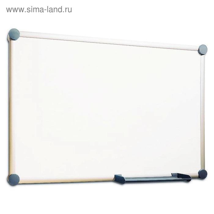 Доска магнитно-маркерная 100х150 см, лаковое покрытие, алюминиевая рама