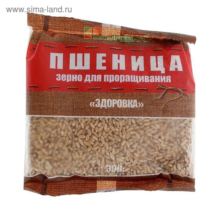 """Зерно для проращивания - Пшеница """"Здоровка"""", 300 г."""
