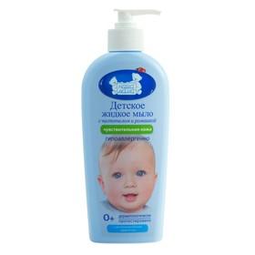 """Детское жидкое мыло """"Наша мама"""" с антимикробным эффектом, для чувствительной и проблемной кожи"""