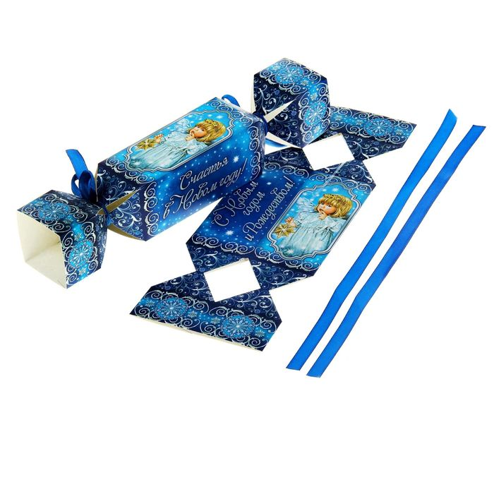 "Складная коробка-конфета ""Ангел"", 11 х5 х5 см"