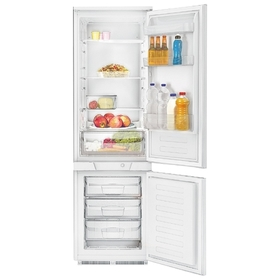 Холодильник Indesit B 18 A1 D/I , 273 л, класс А, Low Frost, белый