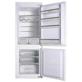 Холодильник Hansa BK316.3AA, двухкамерный, класс А++,260 л, белый