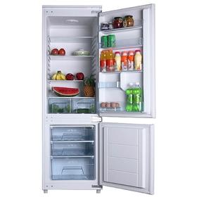 Холодильник Hansa BK316.3FA, встраиваемый, двухкамерный, класс А+, 238 л, No Frost, белый 526780