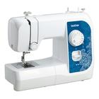 Швейная машина Brother M14, 14 операций, обметочная, потайная, эластичная строчка, белый
