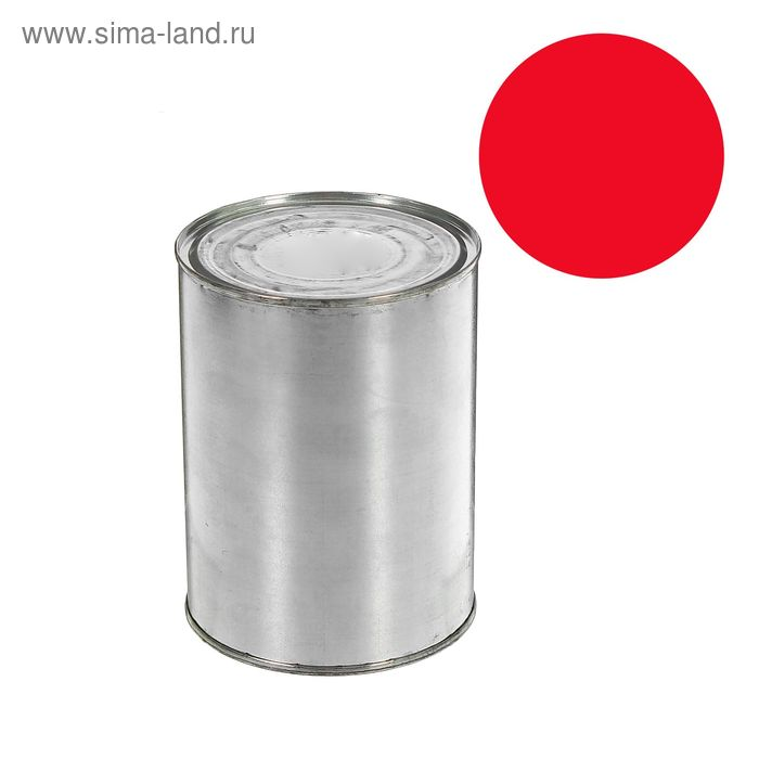 Краска для печати на шарах, 1 л, цвет красный HKS 13