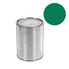 Краска для печати на шарах, 1 л, цвет зелёный HKS 54