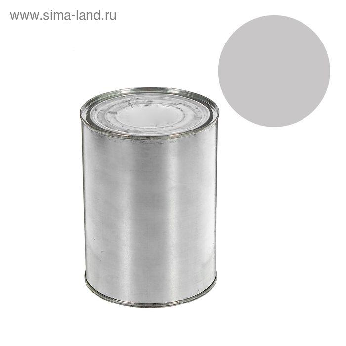 Краска для печати на шарах, 1 л, цвет серебряный