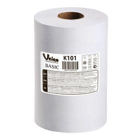 Полотенца бумажные Veiro Professional Basic в рулонах, 220 метров