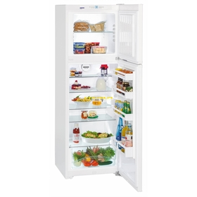 Холодильник Liebherr CT 3306-22001, 312 л, класс А+, режим суперзамораживания, белый