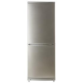 """Холодильник """"Атлант"""" 4012-080, двухкамерный, класс А, 320 л, серебристый"""