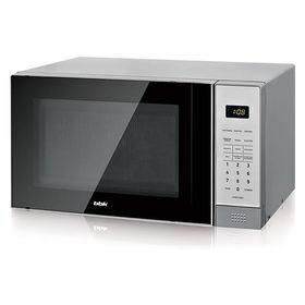 Микроволновая печь BBK 20MWS-729S/BS, 700 Вт, 20 л, серебристый/черный