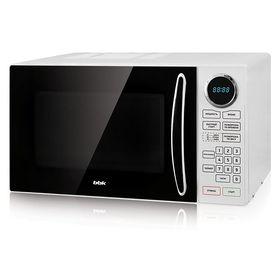 Микроволновая печь BBK 23MWS-916S/BW, 23 л, 900 Вт, черный/белый
