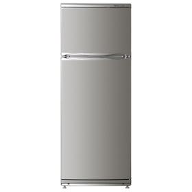 """Холодильник """"Атлант"""" 2835-08, двухкамерный, класс А, 210 л, серебристый"""