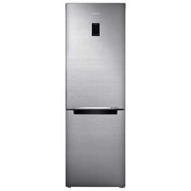 Холодильник Samsung RB30J3200SS, 311 л, класс А+, Full No Frost, дисплей, серебристый