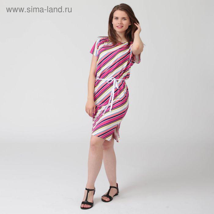 Платье женское, размер 42, рост 170 см, цвет МИКС (арт. Y0267-0160)