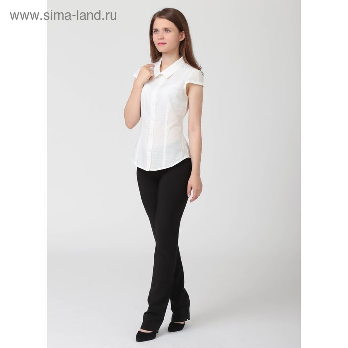 Блуза женская, размер 42, рост 170 см, цвет белый (арт. B1171-0880)