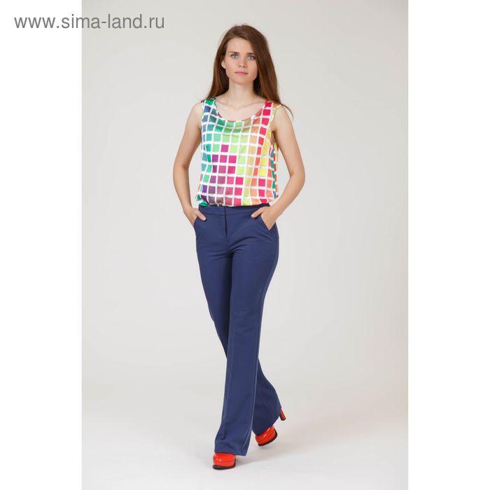 Блуза женская, размер 54, рост 170 см, цвет МИКС (арт. Y1145-0230 С+)