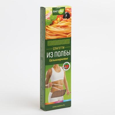 Макаронные изделия цельнозерновые из полбы «Фитнес» «Вастэко», спаггети