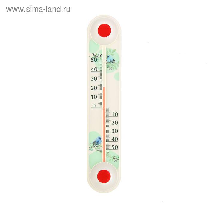 "Сувенир ""Термометр"" ТБ-3-М1 исп.11 Птицы-2"