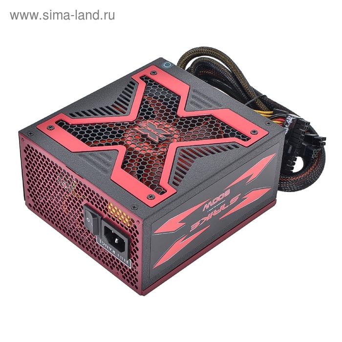 Блок питания Aerocool ATX 800W Strike-X 800