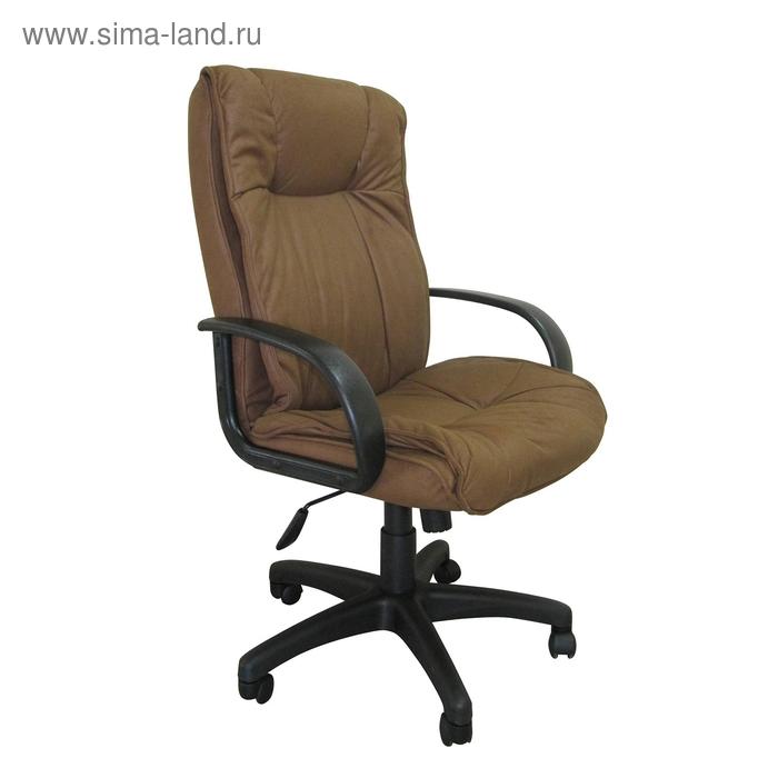 Кресло руководителя CH-838AXSN/F5 коричневый, искусственный нубук