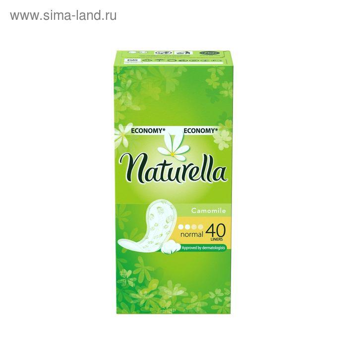 Прокладки ежедневные Naturella Camomile Normal, 40 шт