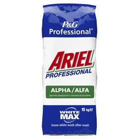 Универсальный стиральный порошок Ariel Professional Alpha, 15 кг