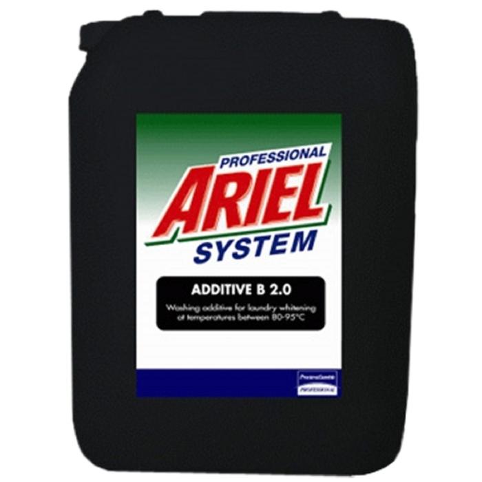 Моющее средство ARIEL Professional System Additive B 2.0 для отбеливания белья, 20 л