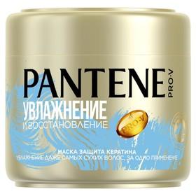 Маска для волос Pantene «Увлажнение и восстановление», 300 мл