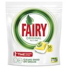 Капсулы для посудомоечной машины Fairy Original all in one, 36 шт.
