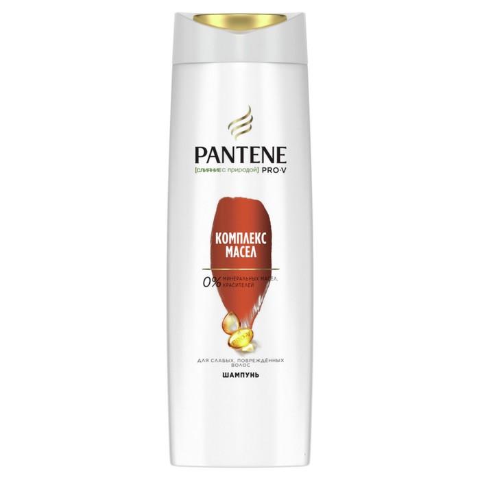 "Шампунь Pantene Pro-V Oil Therapy ""Слияние с природой"", 400 мл"