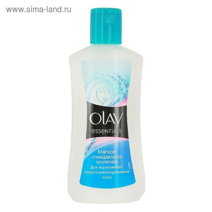 Мягкое очищающее молочко Olay Gentle Cleansers для нормальной и сухой кожи, 200 мл