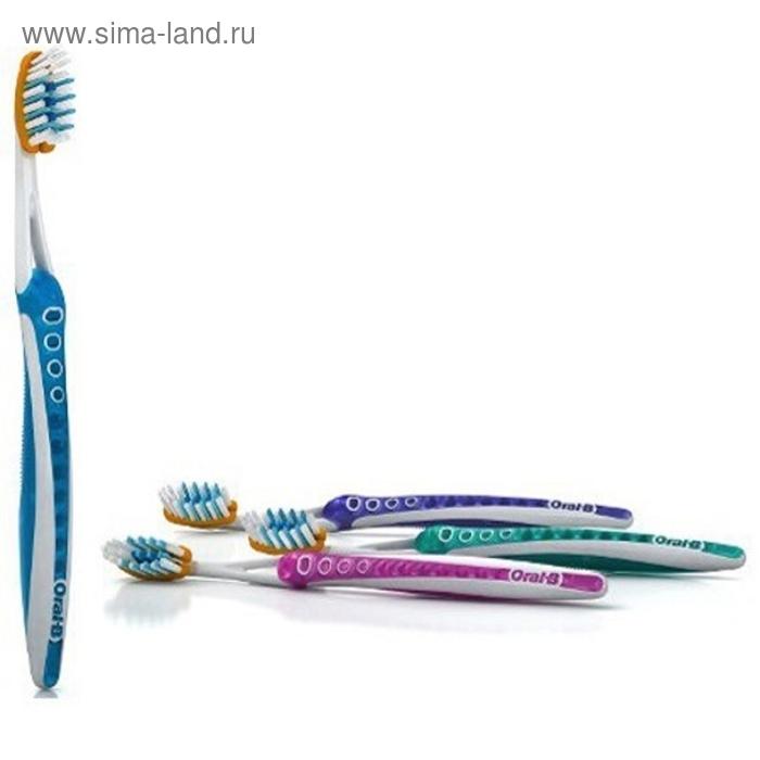 Зубная щётка Oral-B Pro-Expert Pro-Flex, мягкая, 1 шт