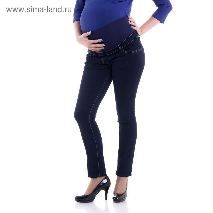 Джинсы для беременных, размер 46, рост 168 см, цвет синий (арт. 80052159)