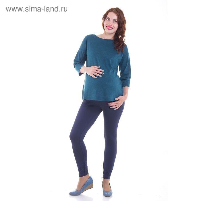 Джемпер для беременных, размер 44, рост 168 см, цвет зелёный (арт. 350411624)