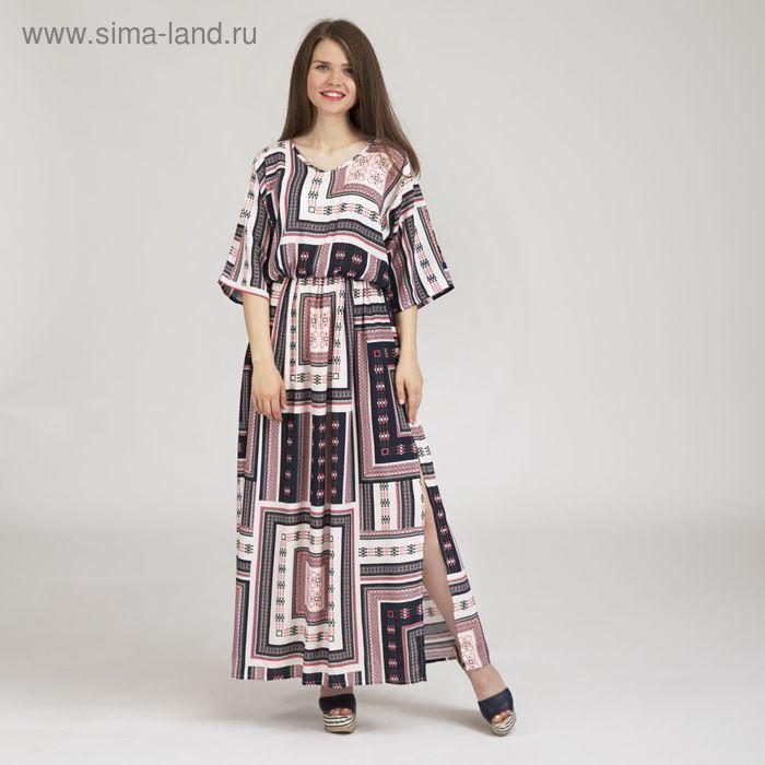 Платье женское, размер 46, рост 170 см, цвет МИКС (арт. Y1157-0239)