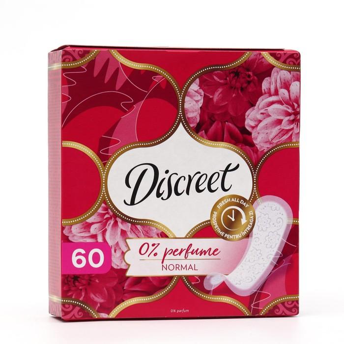 Прокладки ежедневные Discreet Normal Plus Trio, 60 шт